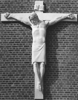 1965/2 The Thames Ditton Crucifixion